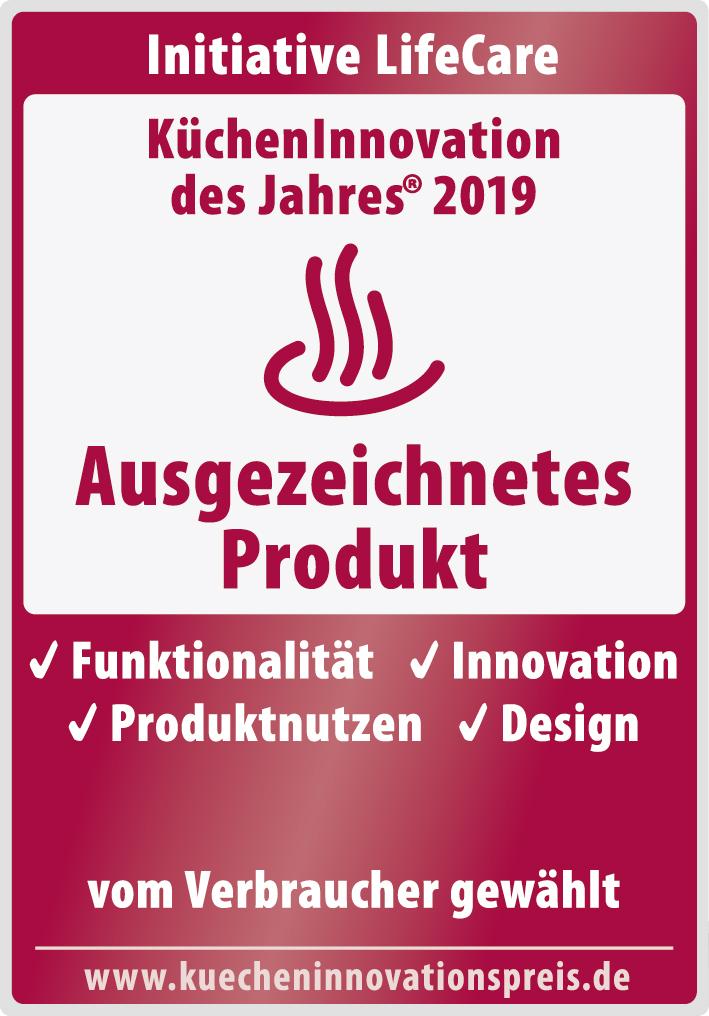Logo KüchenInnovationsspreis