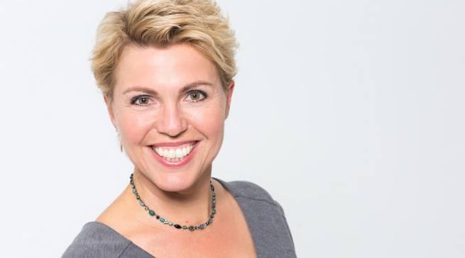 Sandy Oppliger ist Geschäftsführerin der Bauknecht AG in der Schweiz.