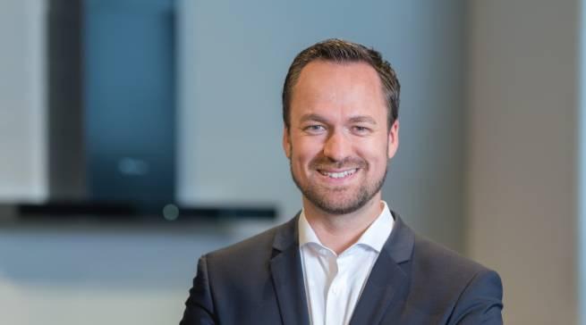 Jan Reichenberger ist Geschäftsführer bei Whirlpool Österreich.