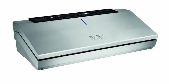 Mit dem GourmetVAC 480 ist es Caso gelungen, ein Vakuumiersystem anzubieten, dass kaum einen Wunsch offen lässt.