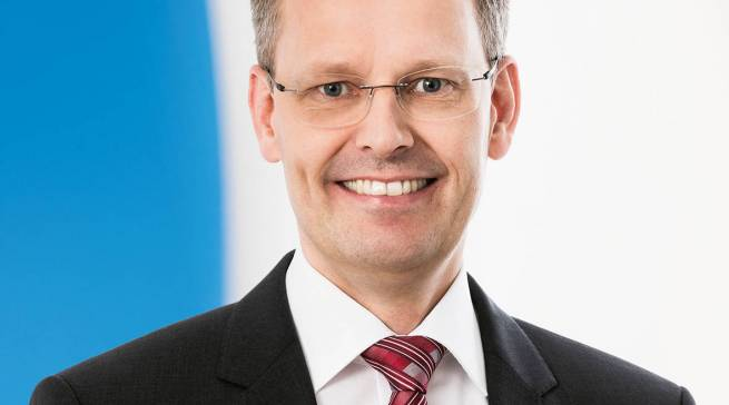Udo Buermeyer vereint die Aufgaben des Chief Digital Officers (CDO) und des Chief Financial Officers (CFO).