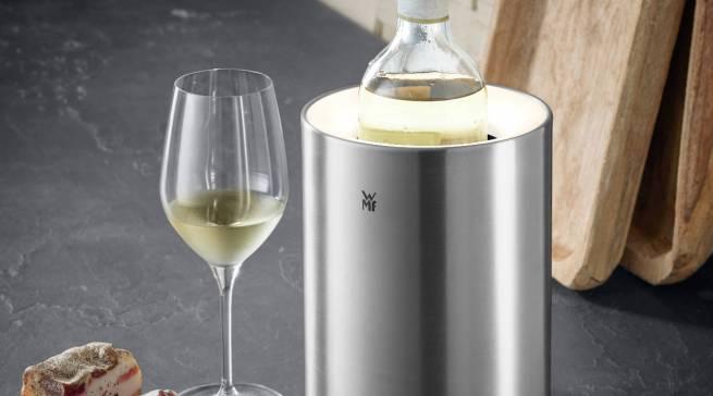 Ausgezeichnet und bildschön: Ambient Sekt- & Weinkühler von WMF.
