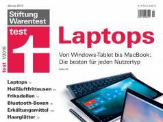 test Cover Stiftung Warentest Heissluftfritteusen