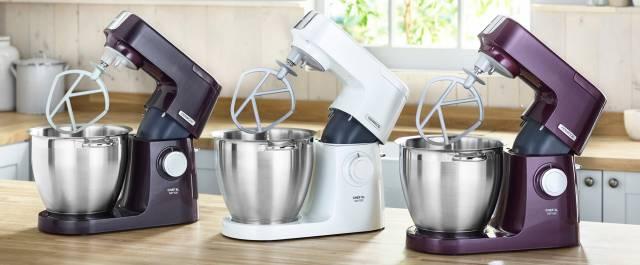 Kenwood Küchenmaschine Chef XL Sense Special Edition mit XL-Rührschüssel.