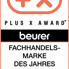 Logo Beurer Plus X Award
