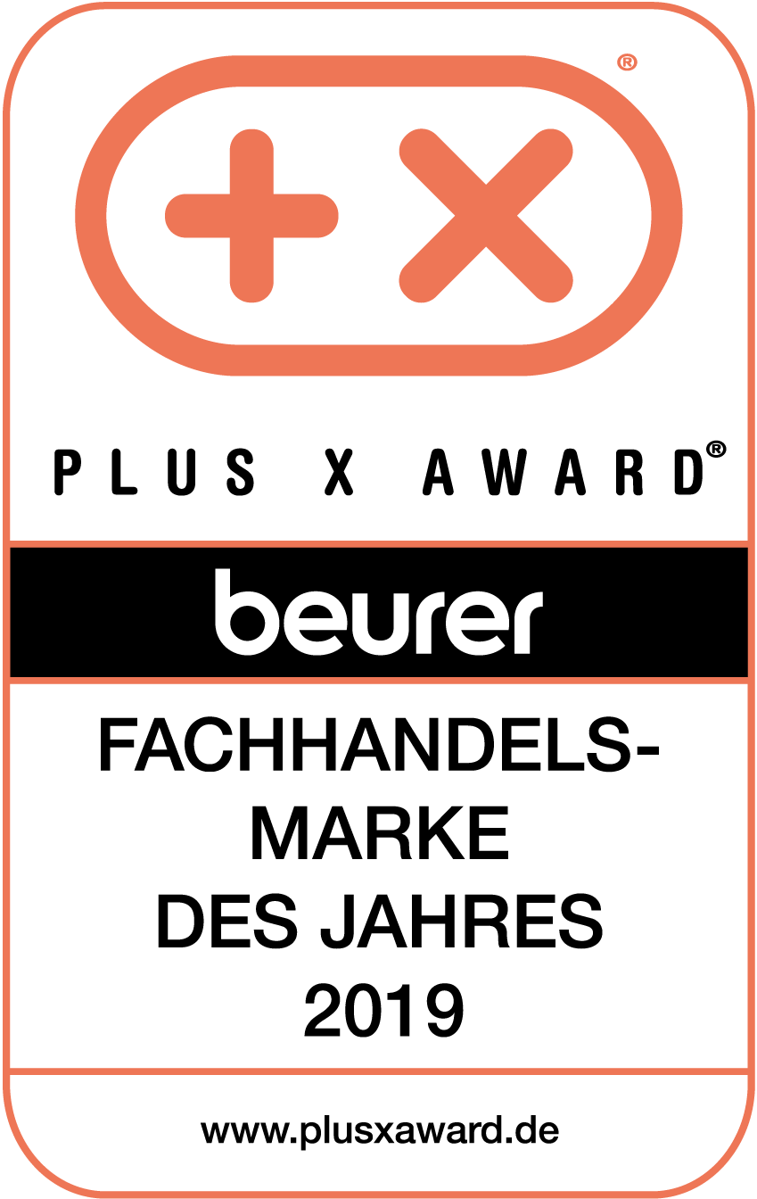 Logo Beurer Plus X Award