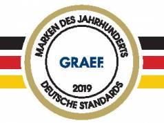 2019 Logo Marke des jahrhunderts Graef