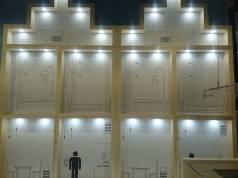 """Niederländische Giebelhäuser standen Pate für die Präsentation """"Haus der Zukunft"""" bei PlasmaMade"""