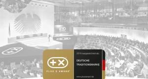 Traditionsmarke Plus X Award