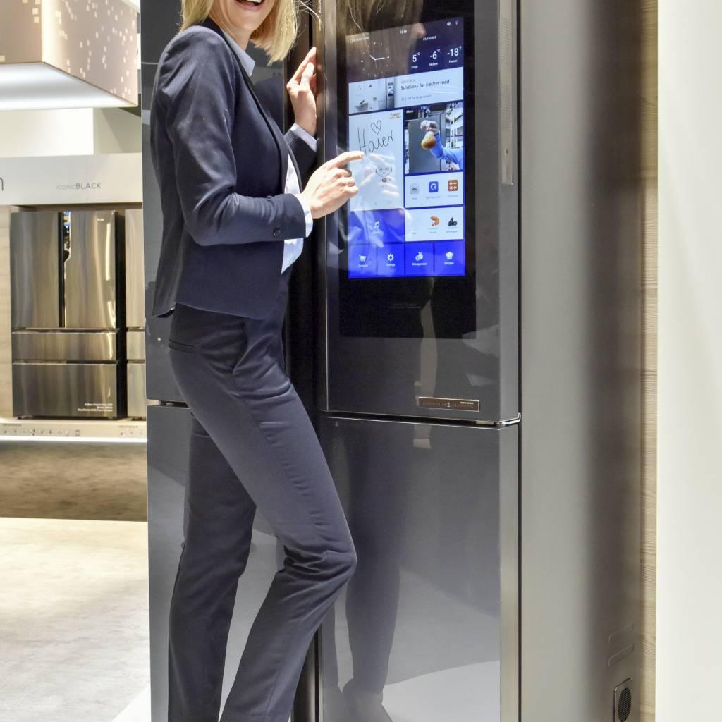 Integrierte Touch-Bedienelemente gehören mittlerweile zum Alltag bei Elektrogroßgeräten.
