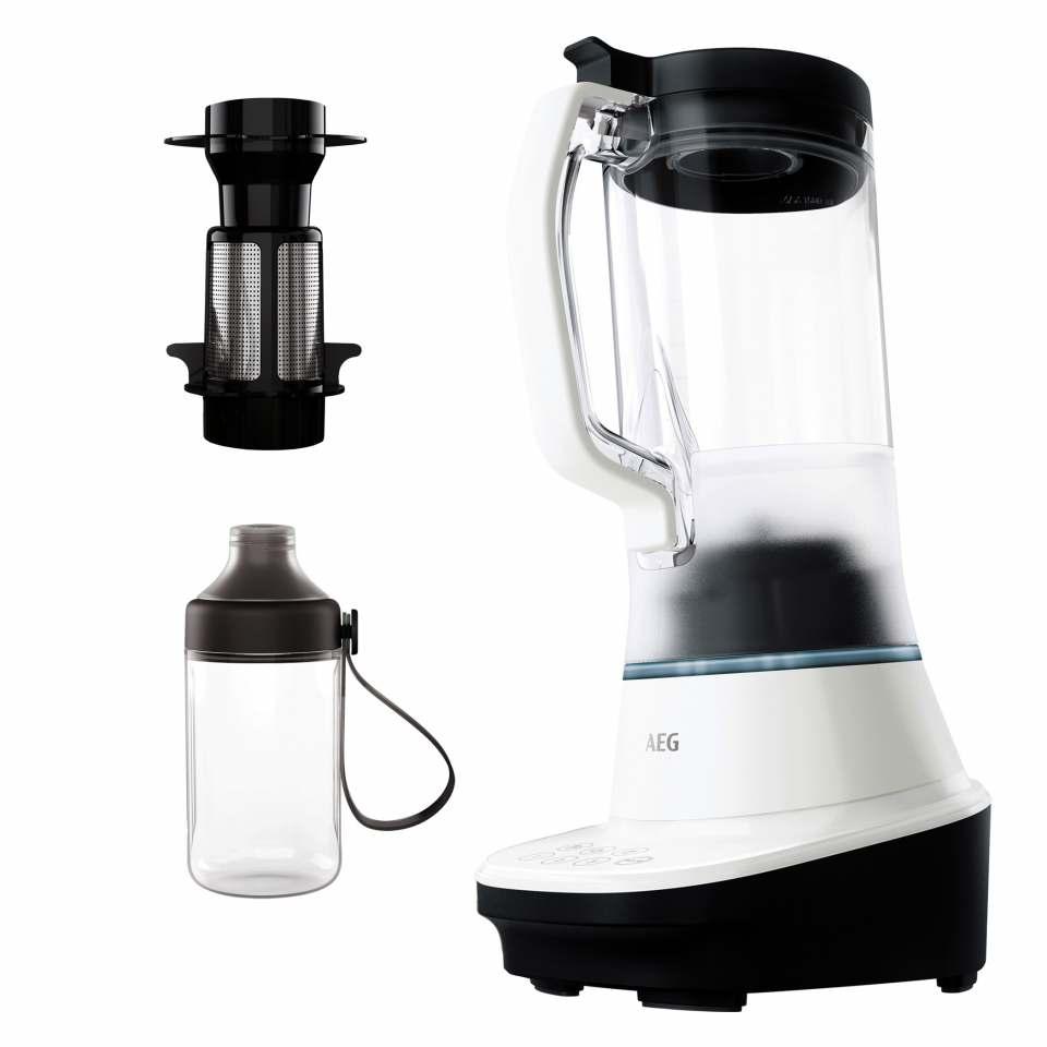 AEG Standmixer Gourmet 7 mit PowerTilt Technologie.