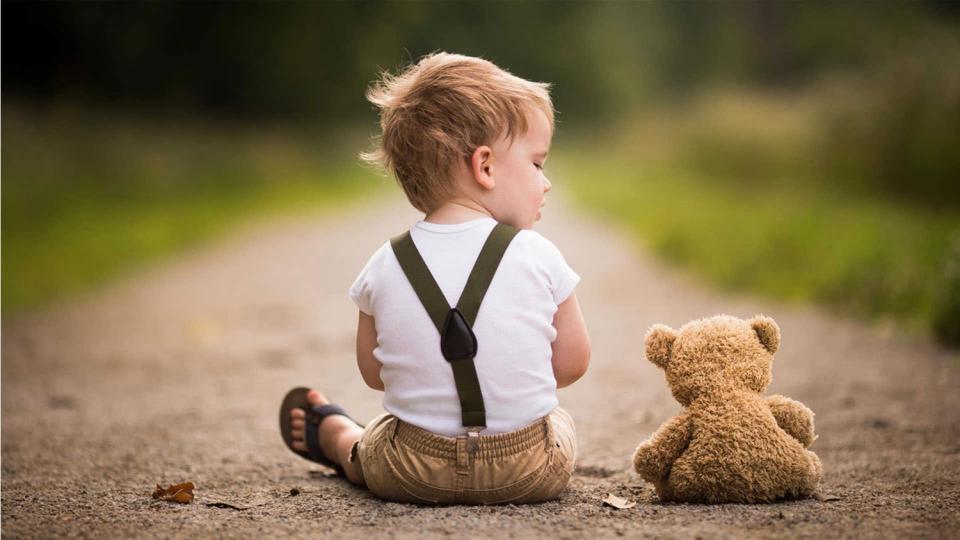 Der Teddybär strahlt Wärme und Geborgenheit aus. Er ist ein Key-Visual im Bauknecht Spot und Element in der Influencer-Kampagne.