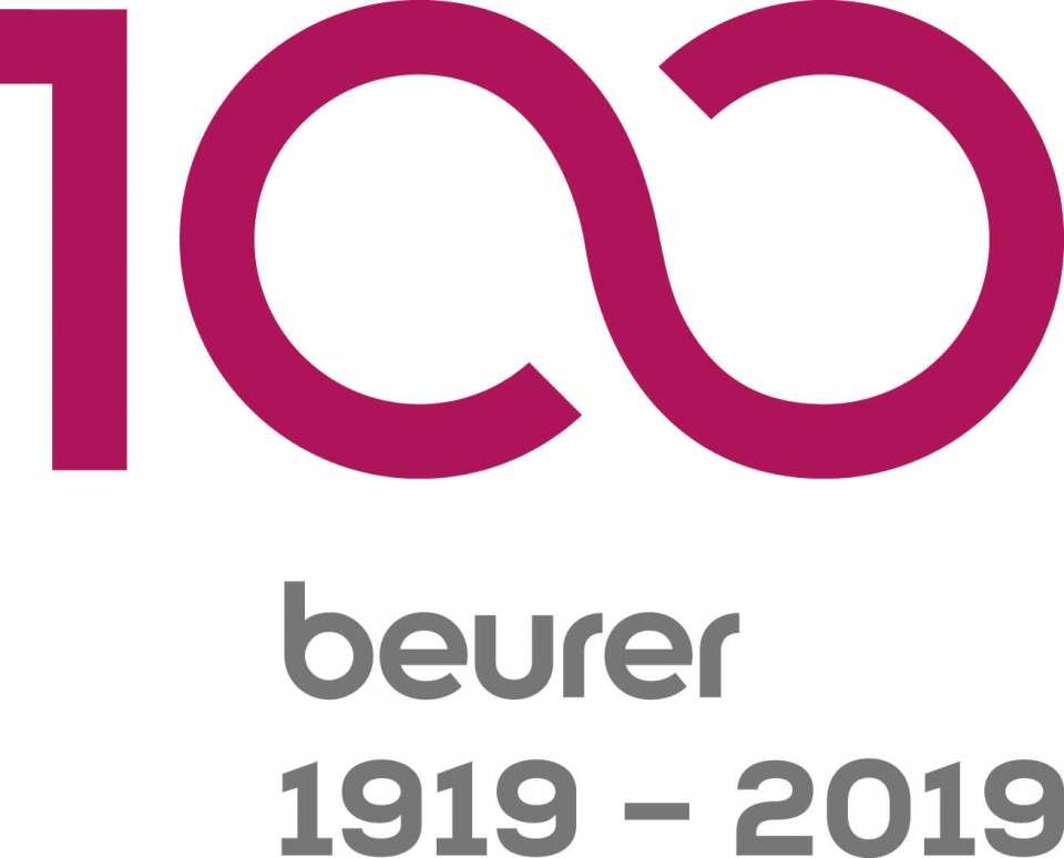 Logo 100 Jahre Beuerer