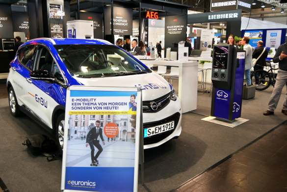 E-Tankstellen als Kundenmagnet.