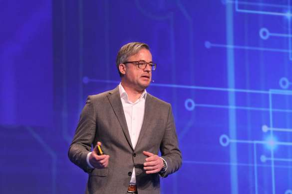 """Prof. Dr.-Ing. Guido Baltes von der Hochschule Konstanz: """"Kontrolle und Rückkopplung aus Datenanalytics ist ein wesentlicher Wert für die Zukunft des Handels."""""""