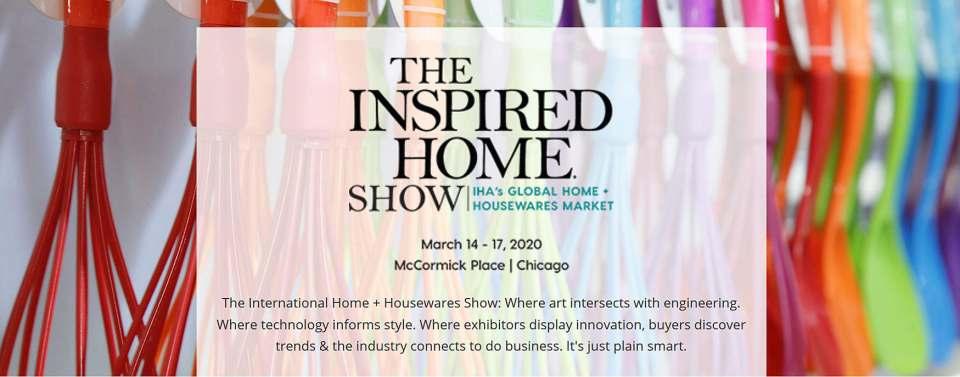 Die International Home + Housewares Show in Chicago kommt mit neuem Namen und neuem Konzept.