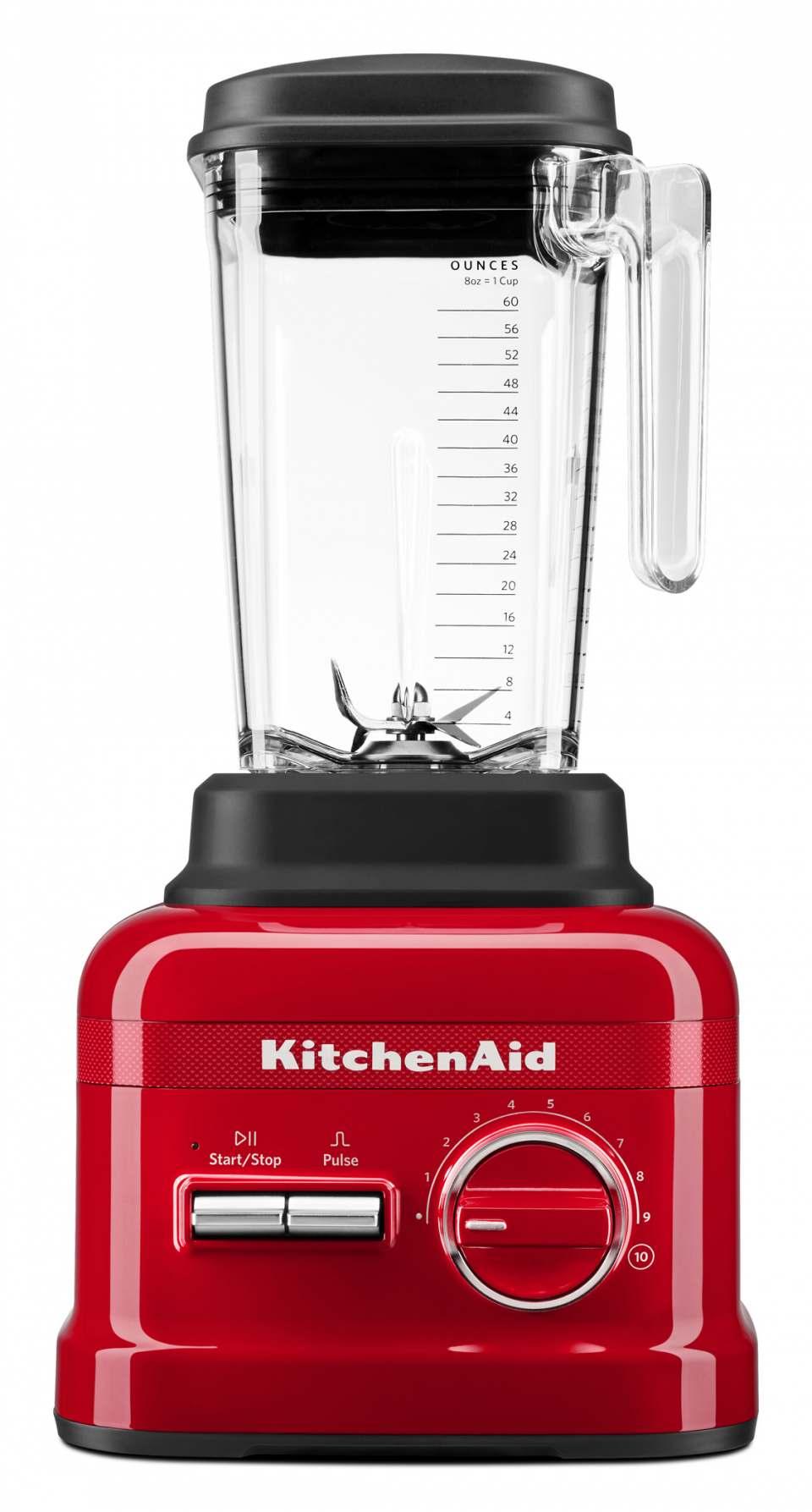 KitchenAid Standmixer Queen of Hearts in limitierter Auflage.