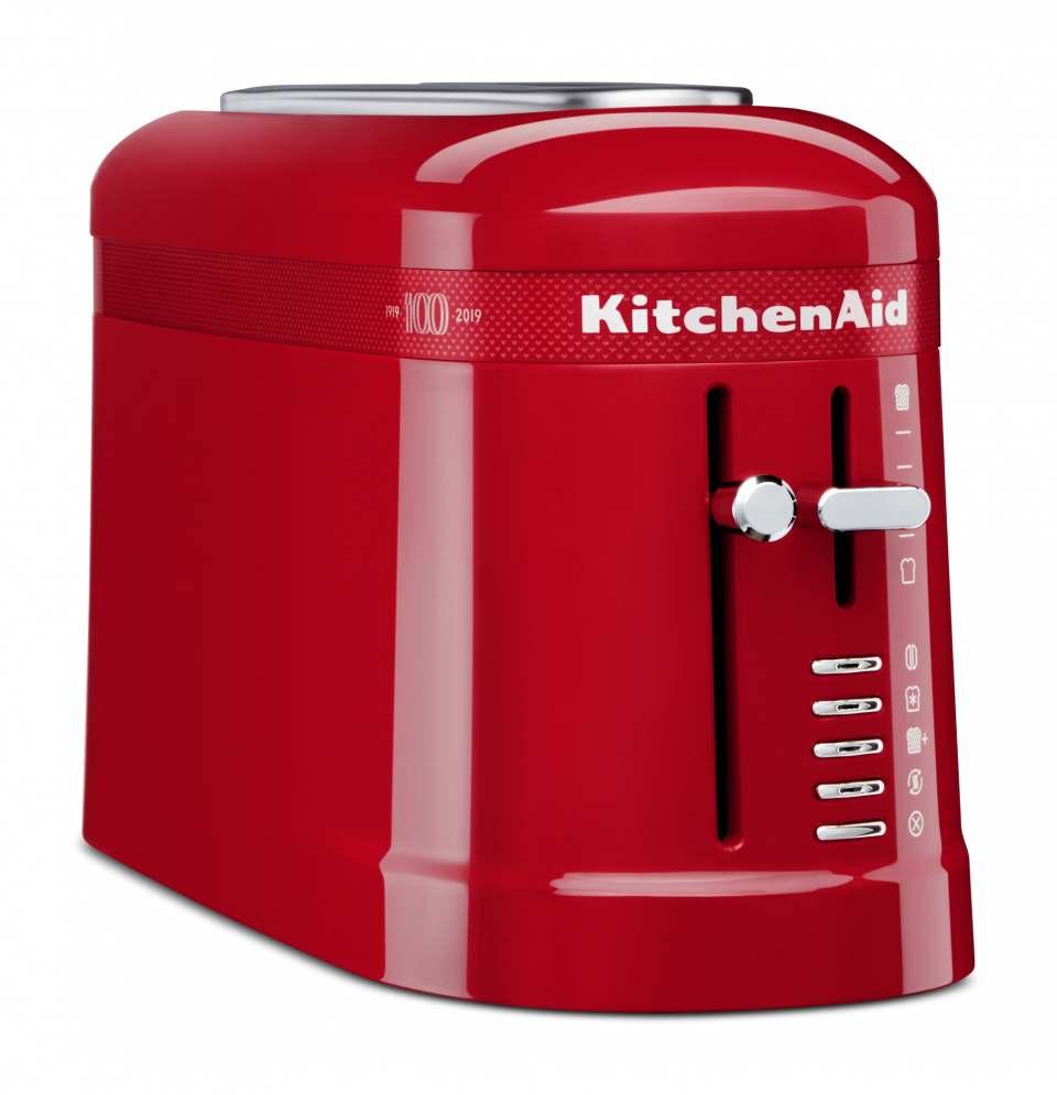 KitchenAid Toaster Queen of Hearts mit 2 x Langschlitz.