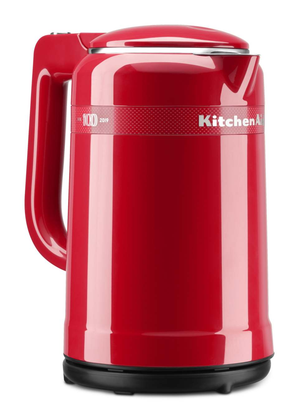 KitchenAid Wasserkocher Queen of Hearts in limitierter Auflage.