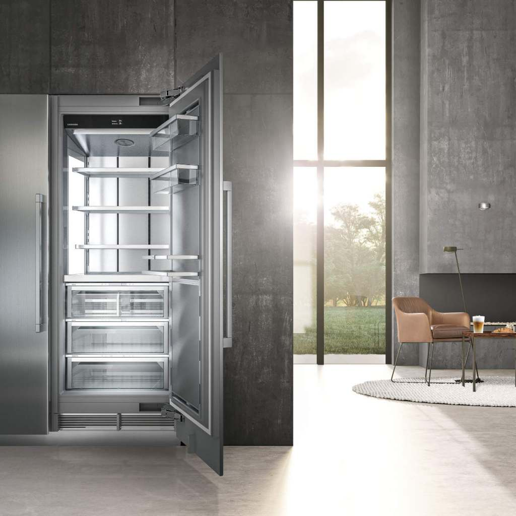 Ausgezeichnet: Monolith-Kühlschrank EKB 9471.