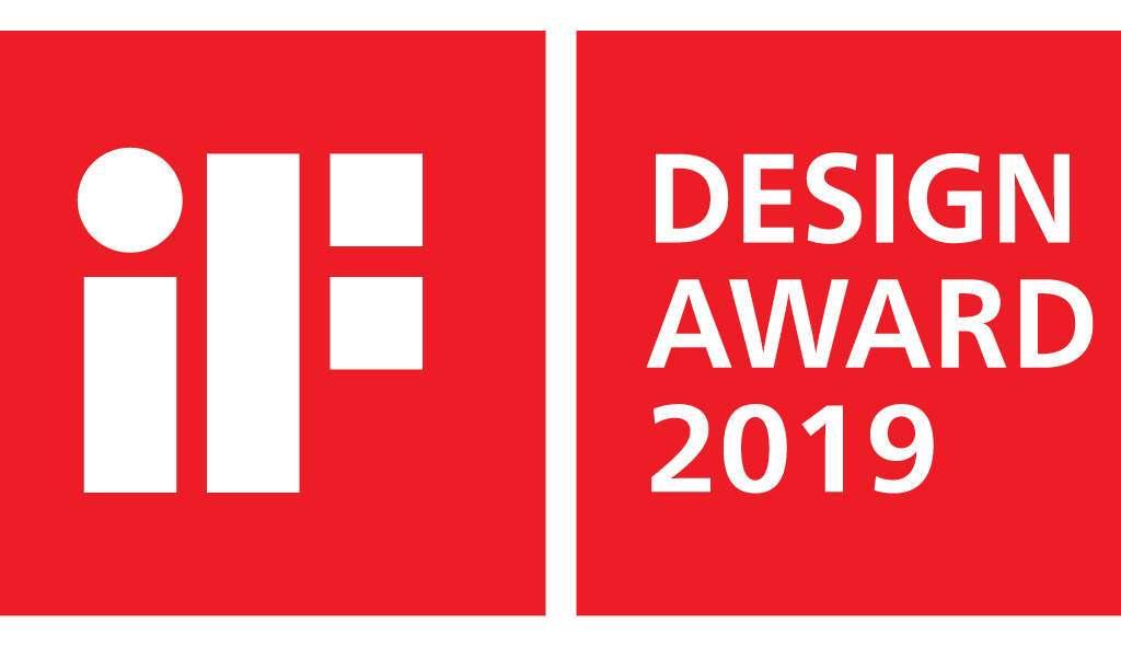 Logo iF Design Award 2019