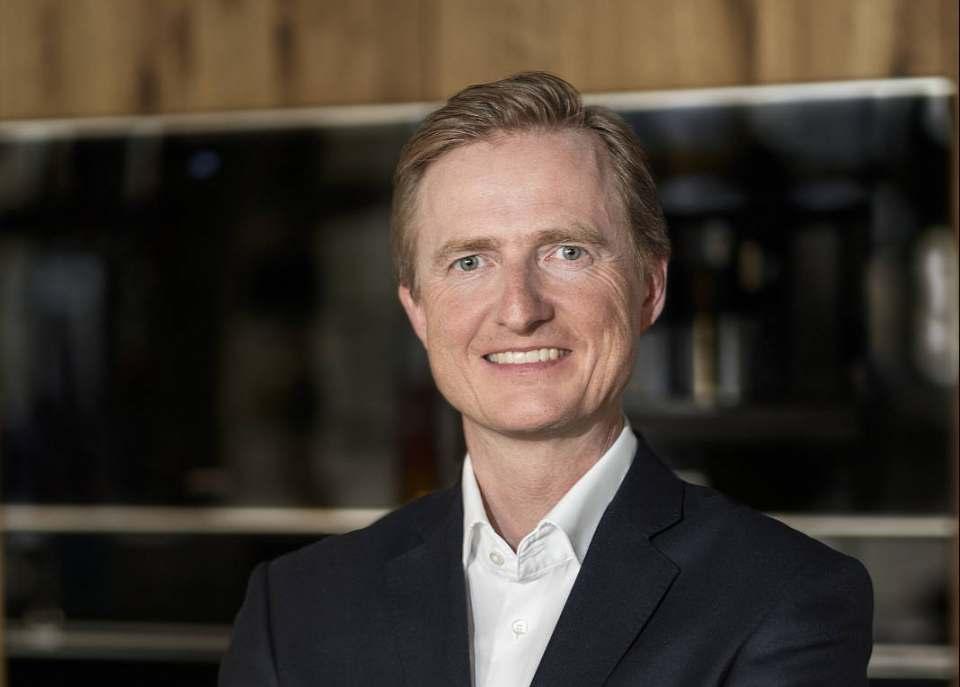 Der neue Smeg-Deutschland Geschäftsführer kommt von der BSH: Olaf Nedorn.
