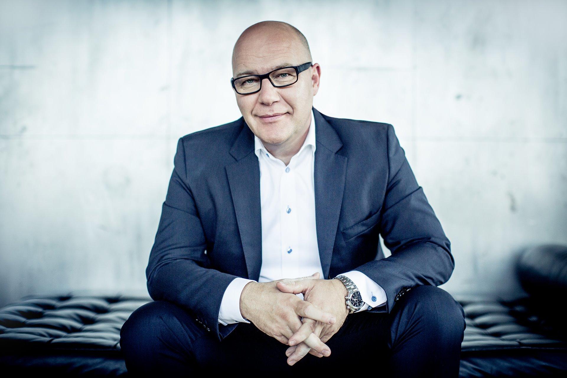 """""""Zukünftig werden Haushaltsgeräte ohne Internetzugang aussterben"""", Marc Opelt."""