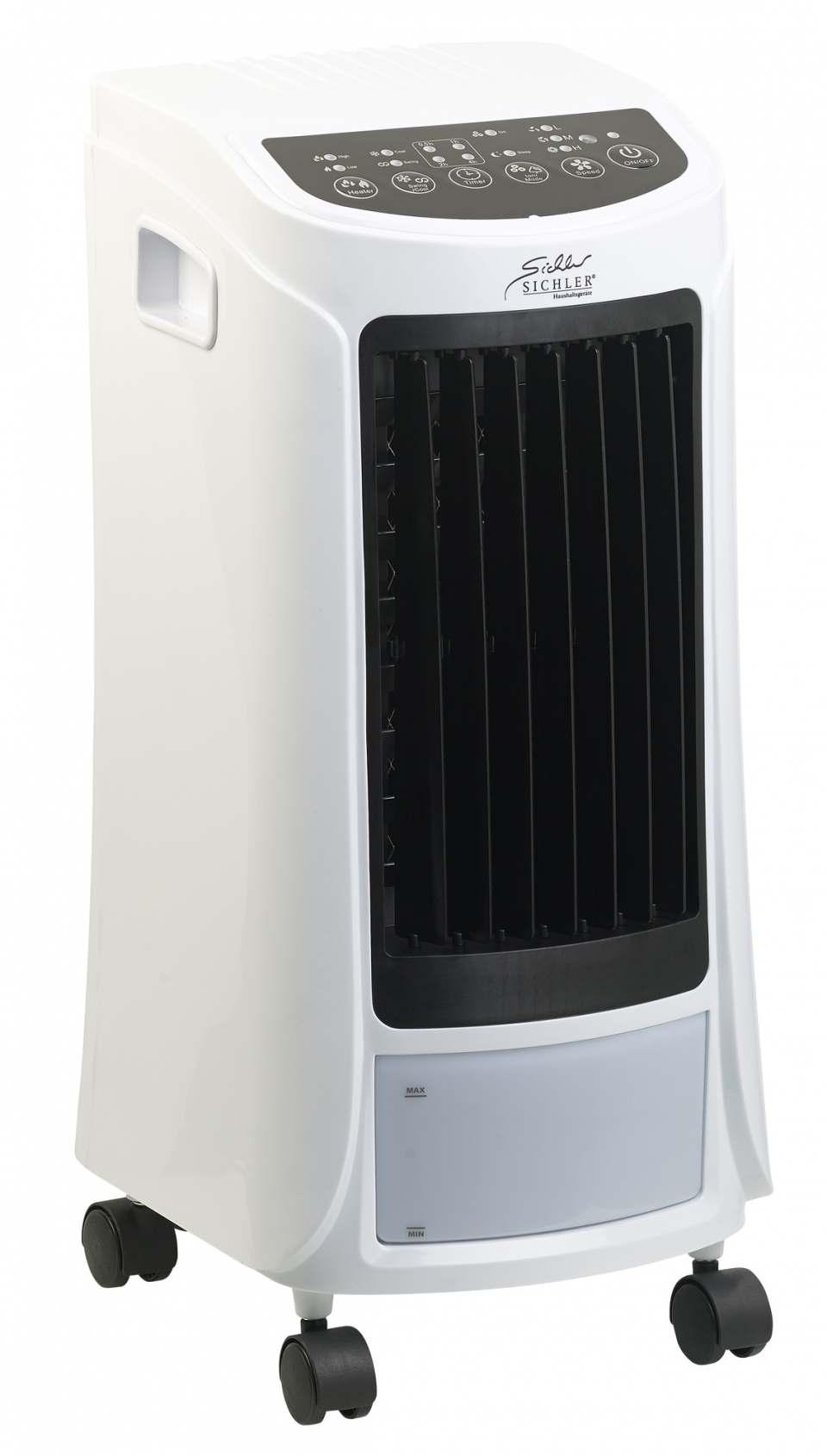 Sichler Klimagerät LW 580 mit Ventilator, Luftkühler, Wärmespender und Ionisation.