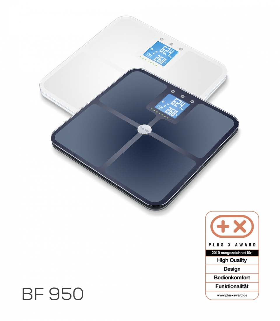 Beurer Diagnosewaage BF 950