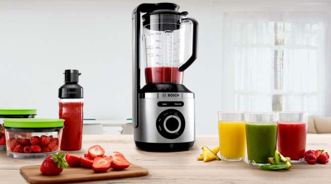 Für Lifestyle-Foodies: Vakuum-Mixer VitaMaxx.
