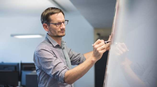 """""""Besucherzahlen, Neukunden und Verweildauer zeigen, dass das Erfolgskonzept aus der Schweiz auch beim deutschen Publikum auf Anklang stößt"""", Galaxus-Geschäftsführer Frank Hasselmann."""