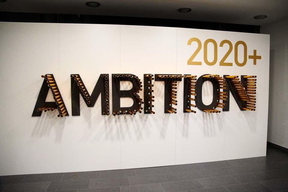 """Das """"Ambition 2020+ Projekt"""" soll mehr Nähe zu Handel und Konsumenten bringen."""