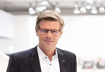 Frank Göring, Geschäftsführer der JURA Gastro Vertriebs-GmbH