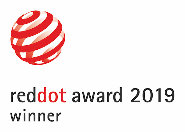 reddot award 2019 winner