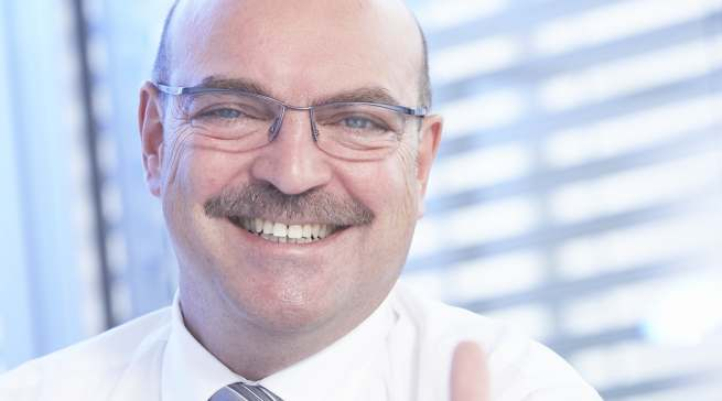 Freut sich über ein weiteres Instrument, um die Herausforderungen der Digitalisierung zu meistern: telering-Geschäftsführer Franz Schnur