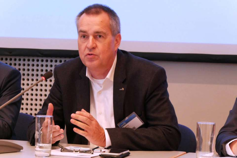 Dirk Wittmer, Aufsichtsratsvorsitzender der Euronics Deutschland und Geschäftsführer Euronics XXL Johann+Wittmer, Ratingen