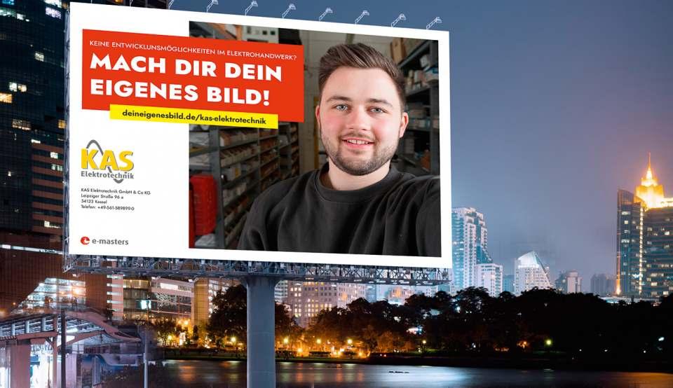 Ausbildungskampagne: Perspektiven aufzeigen – Azubis gewinnen.