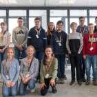 Schnuppertag für 15 Jugendliche in der expert-Zentrale in Langenhagen.