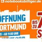 Notebooksbilliger.de: Weiter auf Expansion im stationären Handel.