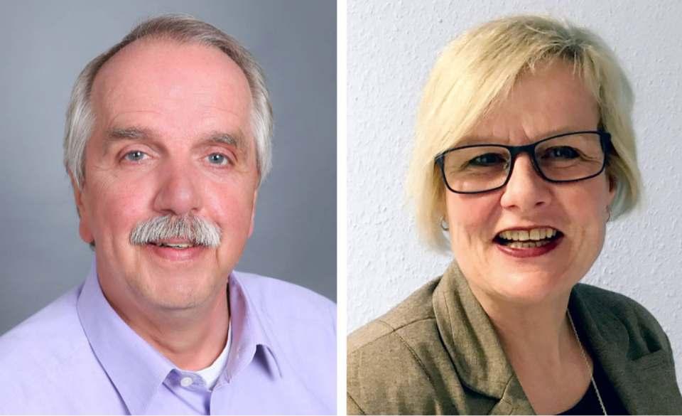 On the road: Silke Wagner und Heiko Breidenbach kommen dem Fachhandel entgegen.