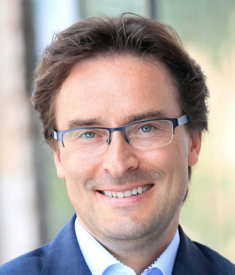 Hat jetzt bei AEG und Electrolux in Nürnberg das sagen: Michael Geisler.
