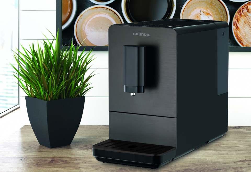 Grundig Kaffeevollautomat KVA 4830