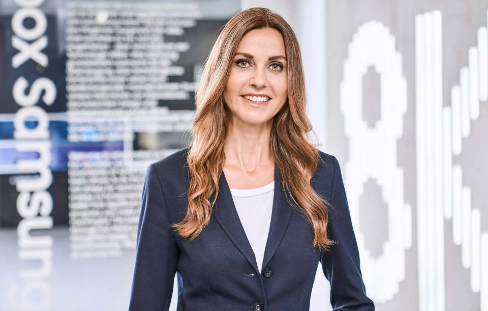 Die Kommunikationsexpertin Petra Leifert hat bei Samsung in Schwalbach die Gesamtverantwortung für Kommunikation im Produktbereich TV & AV übernommen.