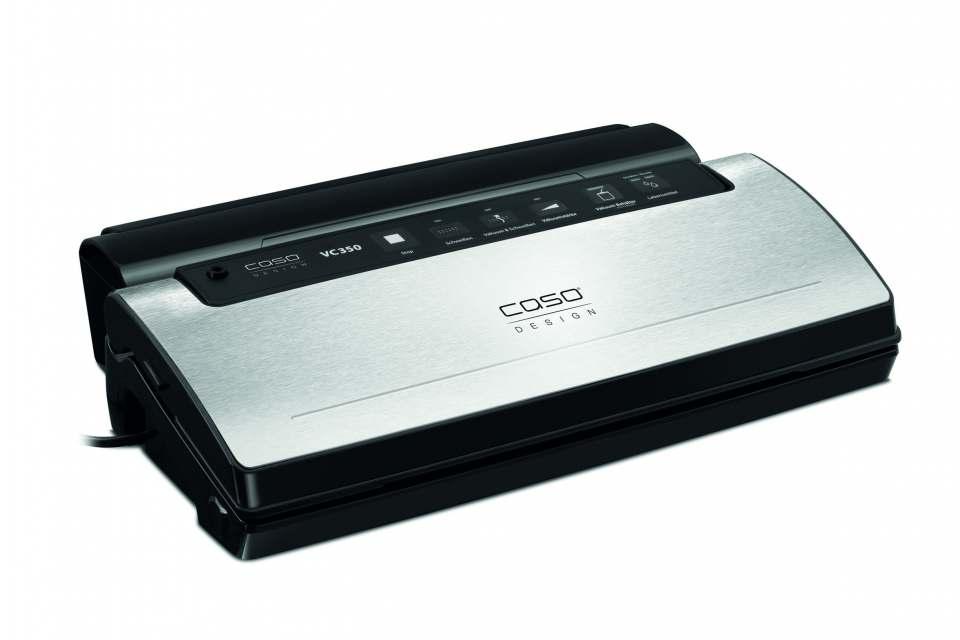 Ausgezeichnet: Vakuumierer VC 350 von Caso.