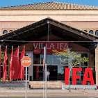 """Die """"Villa IFA"""" bot den passenden wie angemessenen Rahmen für die GPC. Sie schuf zudem einen freundlichen, kommunikativen Rahmen für #coinnovation."""