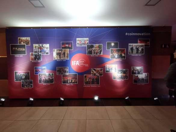 Vor allem von Südeuropa aus auf IFA-Kurs: die Historie der GPC auf einen Blick.