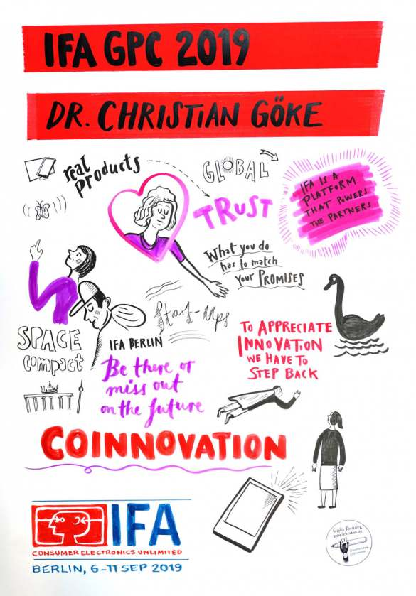 IFA Global Press Conference 2019