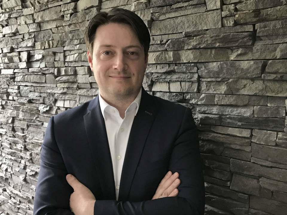 Kommt aus dem Norden zurück in seine Wahlheimat: Daniel Moya Mösing ist seit Mai neuer Verkaufsleiter Süd bei Liebherr.