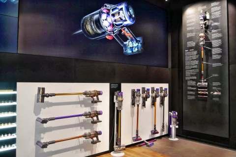 Kabellose Power, neuste Technologie: Dyson V 11.