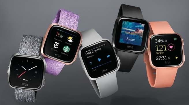 Die Smartwatch Versa von Fitbit erklomm beim Abverkauf in Q1/2019 die Position 2 in Deutschland.